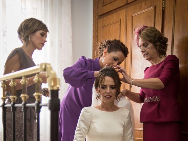 La boda de Javi y Carmen en San Clemente, Cuenca 18
