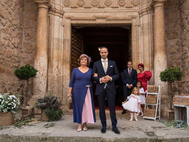 La boda de Javi y Carmen en San Clemente, Cuenca 19
