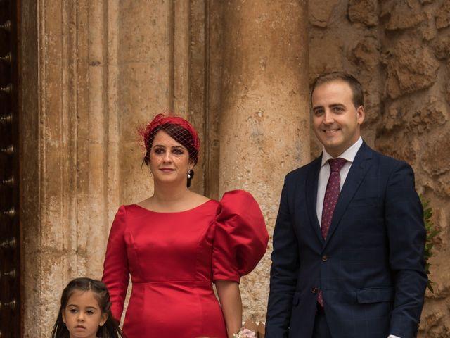 La boda de Javi y Carmen en San Clemente, Cuenca 20