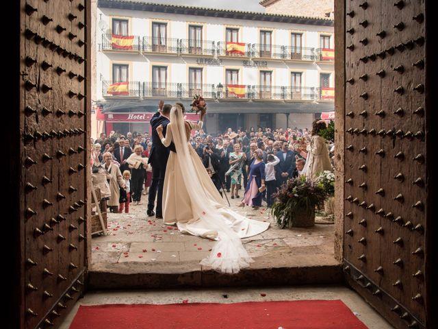La boda de Javi y Carmen en San Clemente, Cuenca 2