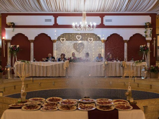La boda de Javi y Carmen en San Clemente, Cuenca 23