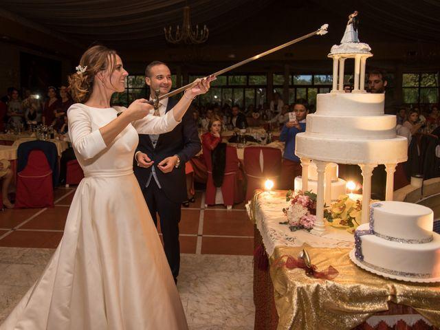 La boda de Javi y Carmen en San Clemente, Cuenca 25