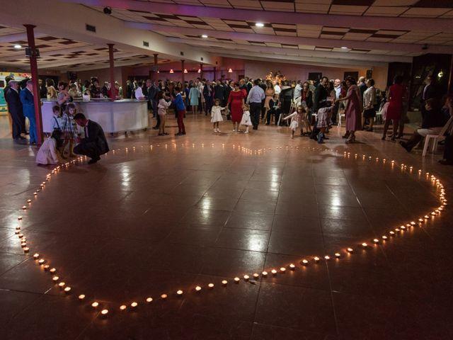 La boda de Javi y Carmen en San Clemente, Cuenca 26