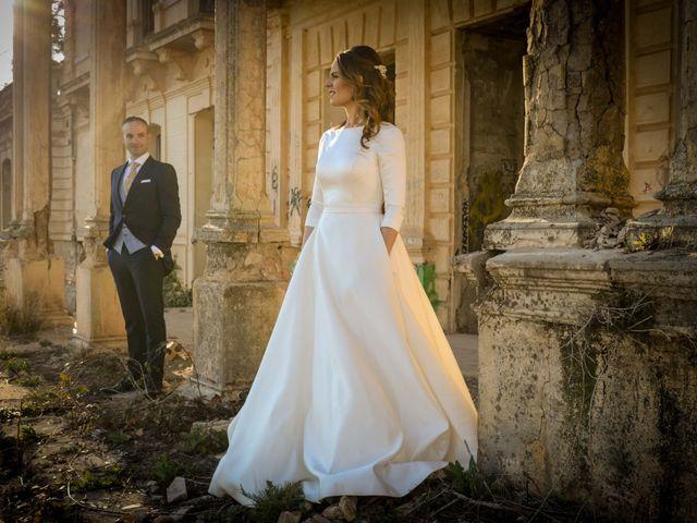 La boda de Javi y Carmen en San Clemente, Cuenca 29