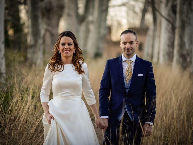 La boda de Javi y Carmen en San Clemente, Cuenca 32