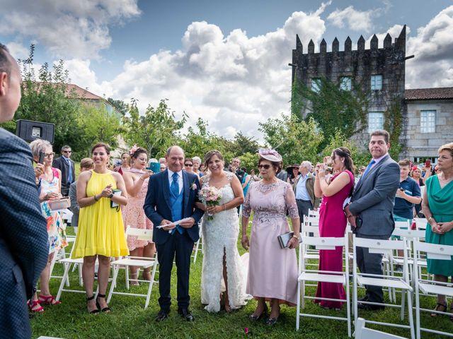 La boda de Rubén y Susana en Vilanova De Arousa, Pontevedra 17