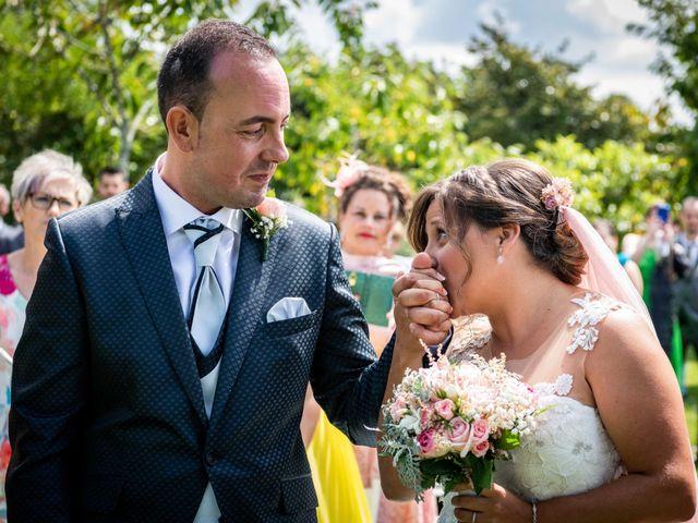 La boda de Rubén y Susana en Vilanova De Arousa, Pontevedra 18