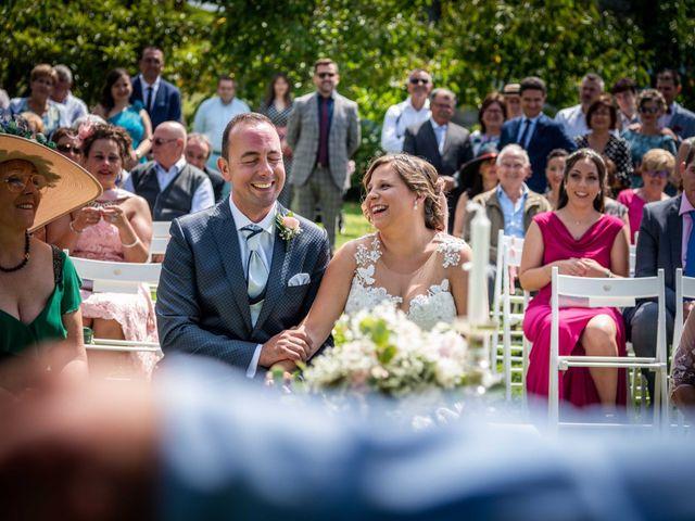La boda de Rubén y Susana en Vilanova De Arousa, Pontevedra 22