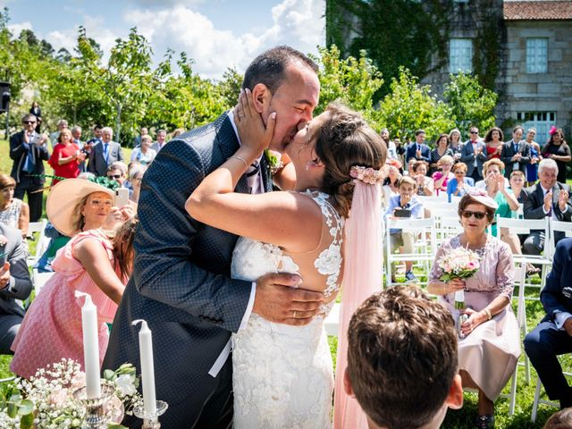 La boda de Rubén y Susana en Vilanova De Arousa, Pontevedra 28