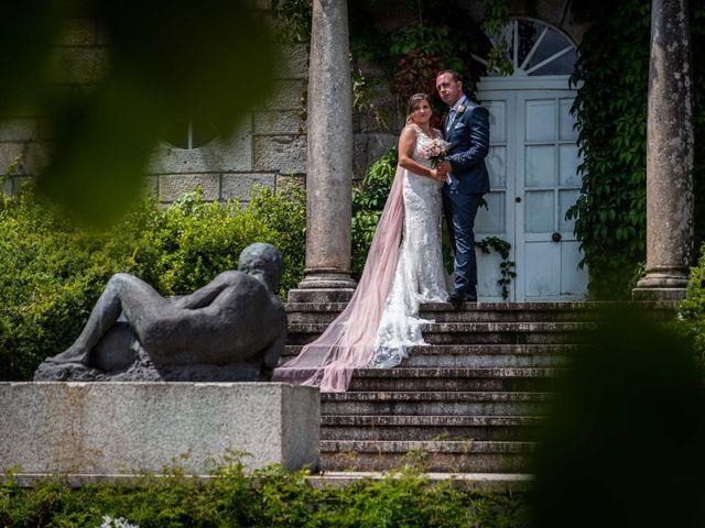 La boda de Rubén y Susana en Vilanova De Arousa, Pontevedra 35