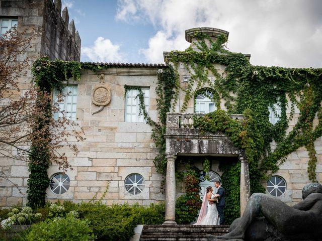 La boda de Rubén y Susana en Vilanova De Arousa, Pontevedra 36