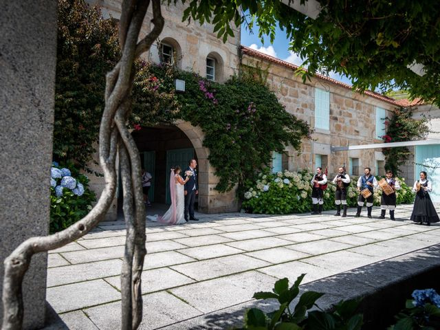 La boda de Rubén y Susana en Vilanova De Arousa, Pontevedra 40