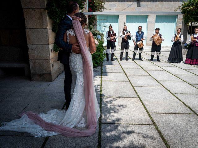 La boda de Rubén y Susana en Vilanova De Arousa, Pontevedra 41