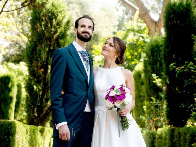 La boda de Isaac y Simona