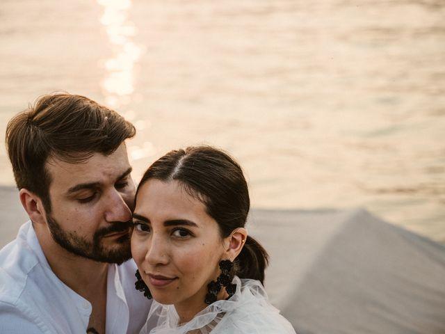 La boda de Ole y Franziska en Las Palmas De Gran Canaria, Las Palmas 1