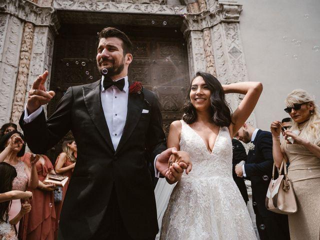 La boda de Ole y Franziska en Las Palmas De Gran Canaria, Las Palmas 84