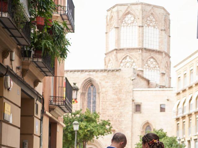 La boda de Jose y Elodie en Valencia, Valencia 20