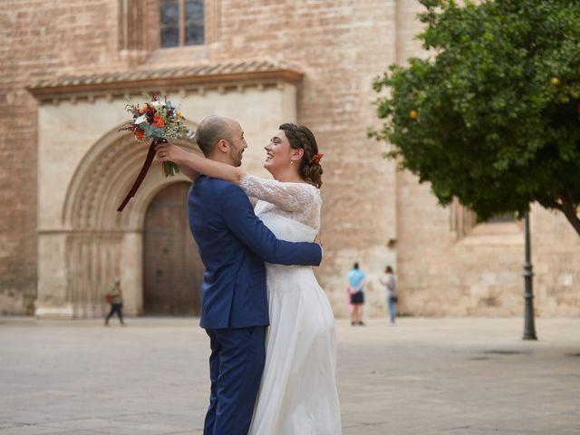 La boda de Jose y Elodie en Valencia, Valencia 22
