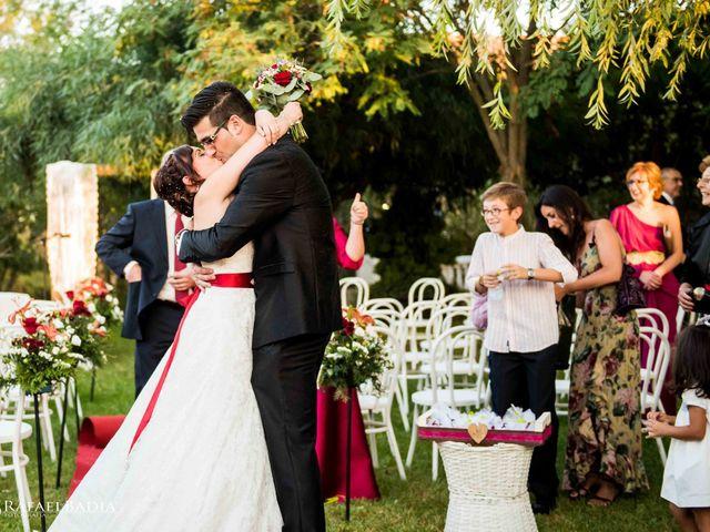 La boda de Vicky y Javi
