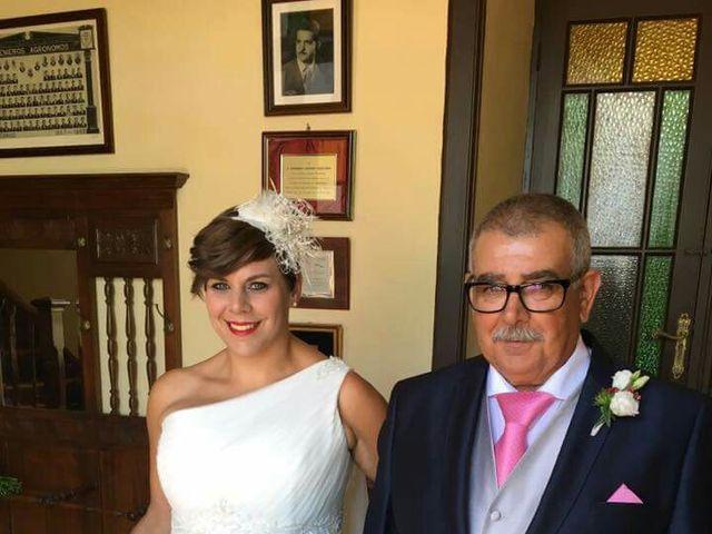 La boda de Samuel  y Esther  en La Orotava, Santa Cruz de Tenerife 1