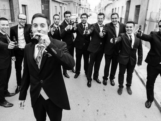 La boda de Javier y Saray en Elx/elche, Alicante 9