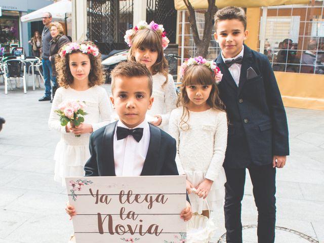 La boda de Javier y Saray en Elx/elche, Alicante 18