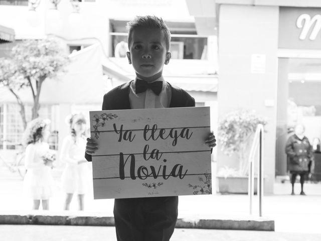 La boda de Javier y Saray en Elx/elche, Alicante 19