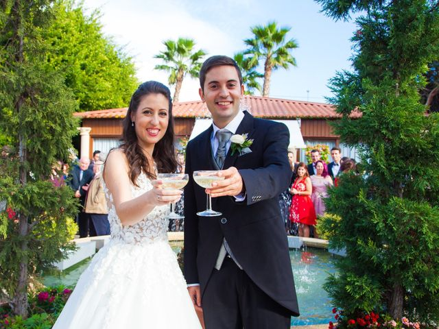 La boda de Javier y Saray en Elx/elche, Alicante 27