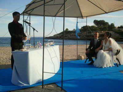 La boda de Rosa y Ivan en L' Ametlla De Mar, Tarragona 8