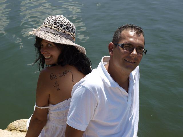 La boda de Rosa y Ivan en L' Ametlla De Mar, Tarragona 3