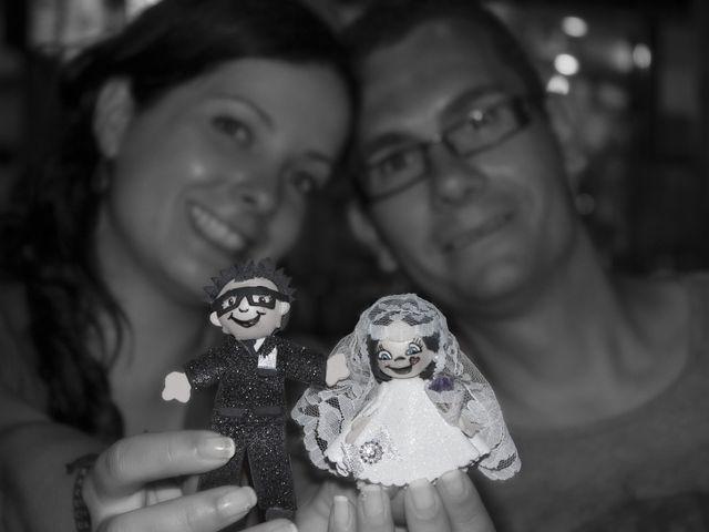 La boda de Rosa y Ivan en L' Ametlla De Mar, Tarragona 12