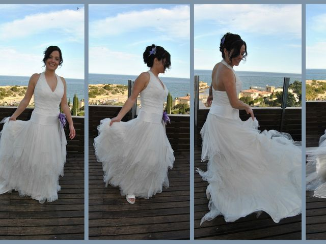 La boda de Rosa y Ivan en L' Ametlla De Mar, Tarragona 5
