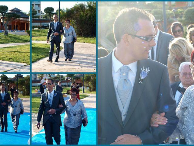 La boda de Rosa y Ivan en L' Ametlla De Mar, Tarragona 6