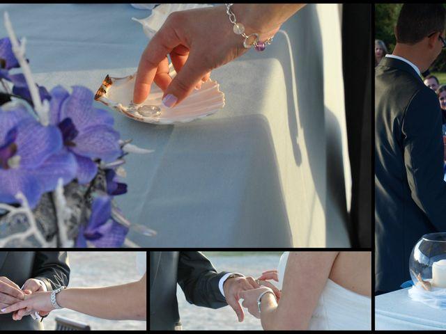 La boda de Rosa y Ivan en L' Ametlla De Mar, Tarragona 1