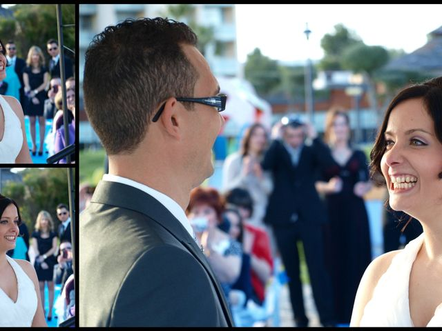 La boda de Rosa y Ivan en L' Ametlla De Mar, Tarragona 9