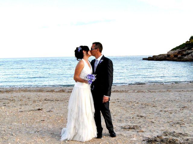 La boda de Rosa y Ivan en L' Ametlla De Mar, Tarragona 2