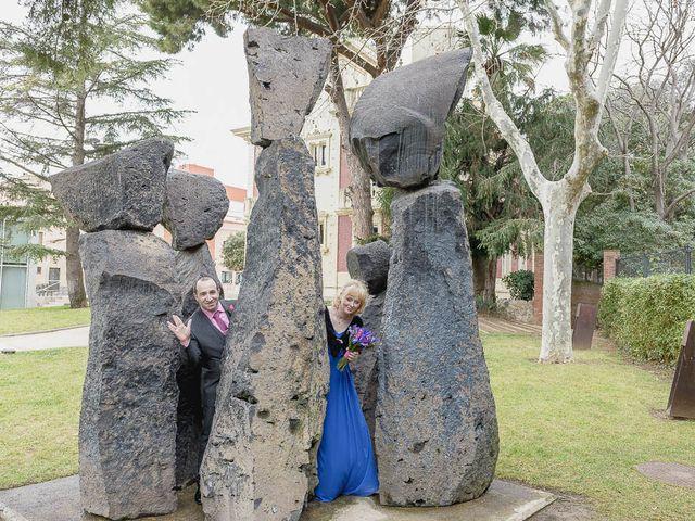La boda de Silver y Neus en Esplugues De Llobregat, Barcelona 2