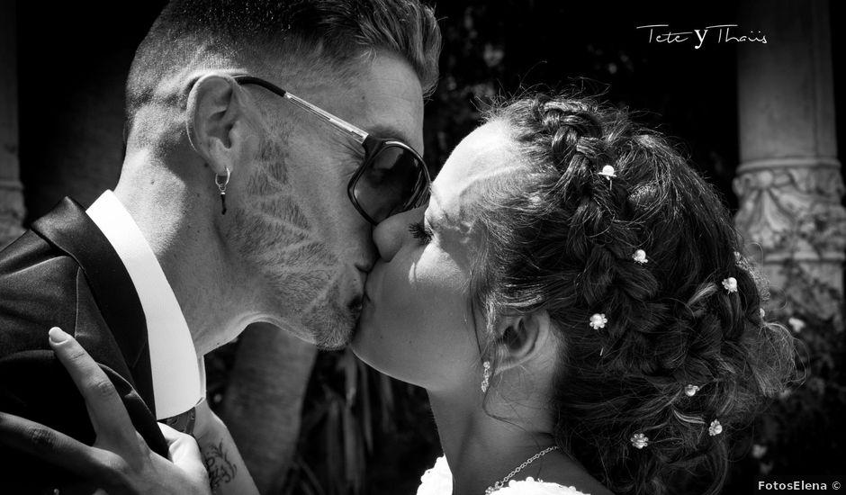 La boda de Tete y Thaiis en Alcover, Tarragona