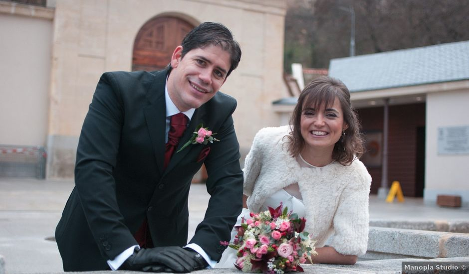 La boda de Oliver y Alicia en Torrecaballeros, Segovia