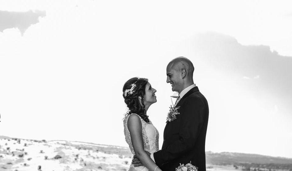La boda de Raúl y Sandra en Arevalo, Ávila