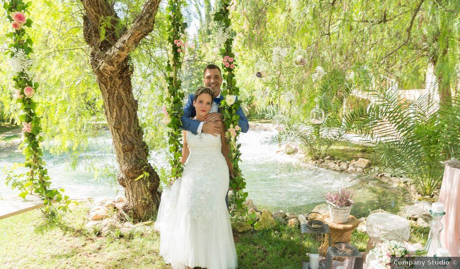 La boda de Dani y Mª José en L' Olleria, Valencia