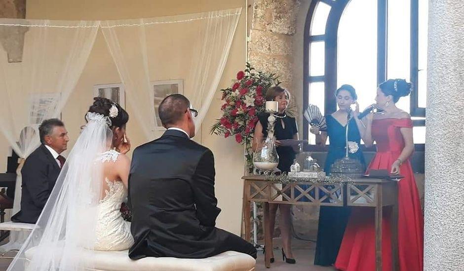 La boda de Juan Bautista y Elizabeth en Priego De Cordoba, Córdoba