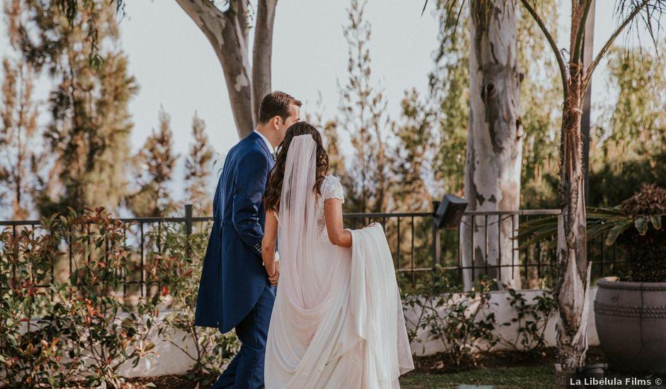 La boda de David y Noelia en Marbella, Málaga