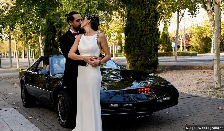 La boda de David y Gemma en Ciudad Real, Ciudad Real