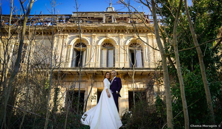 La boda de Javi y Carmen en San Clemente, Cuenca
