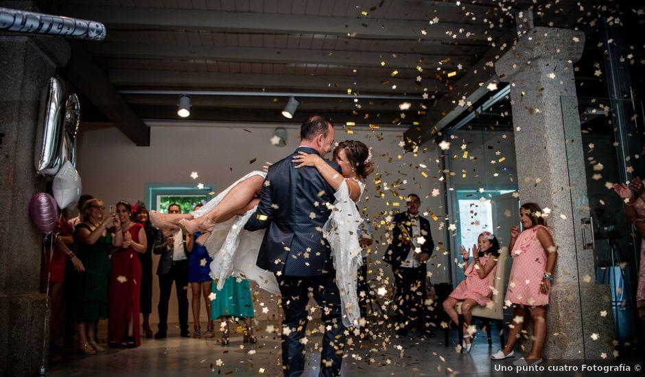 La boda de Rubén y Susana en Vilanova De Arousa, Pontevedra