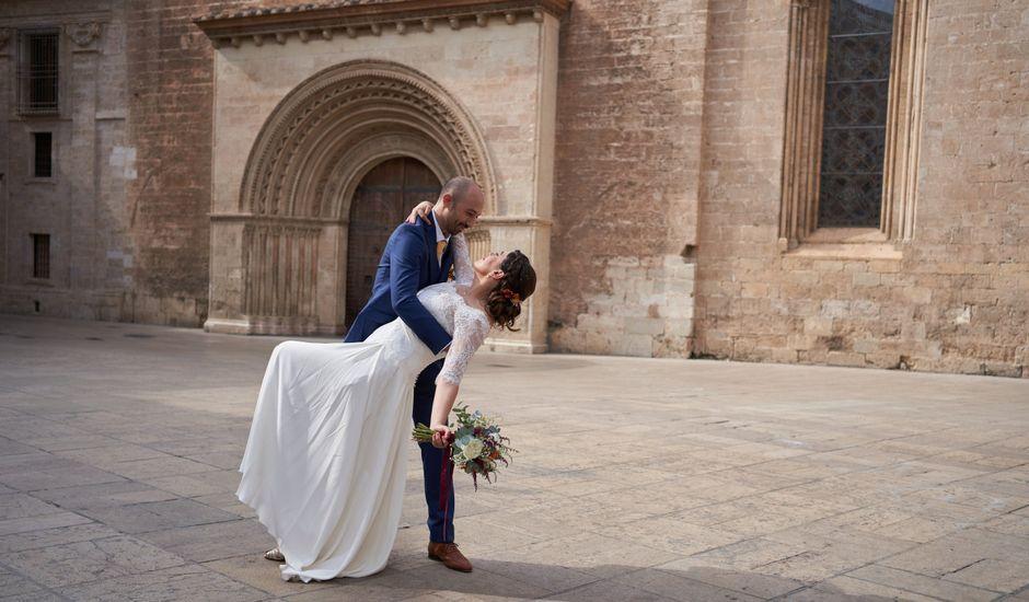 La boda de Jose y Elodie en Valencia, Valencia