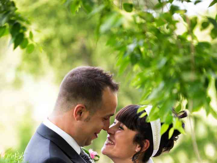 La boda de Verónica y Sergio