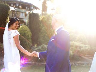 La boda de Leticia y Alfredo