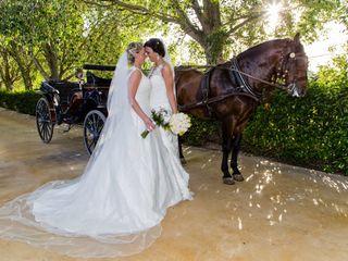 La boda de Cristina y Loli 1